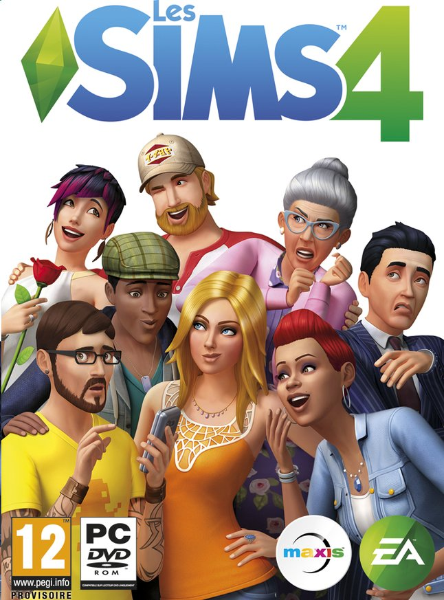 jeux video pc sims 4