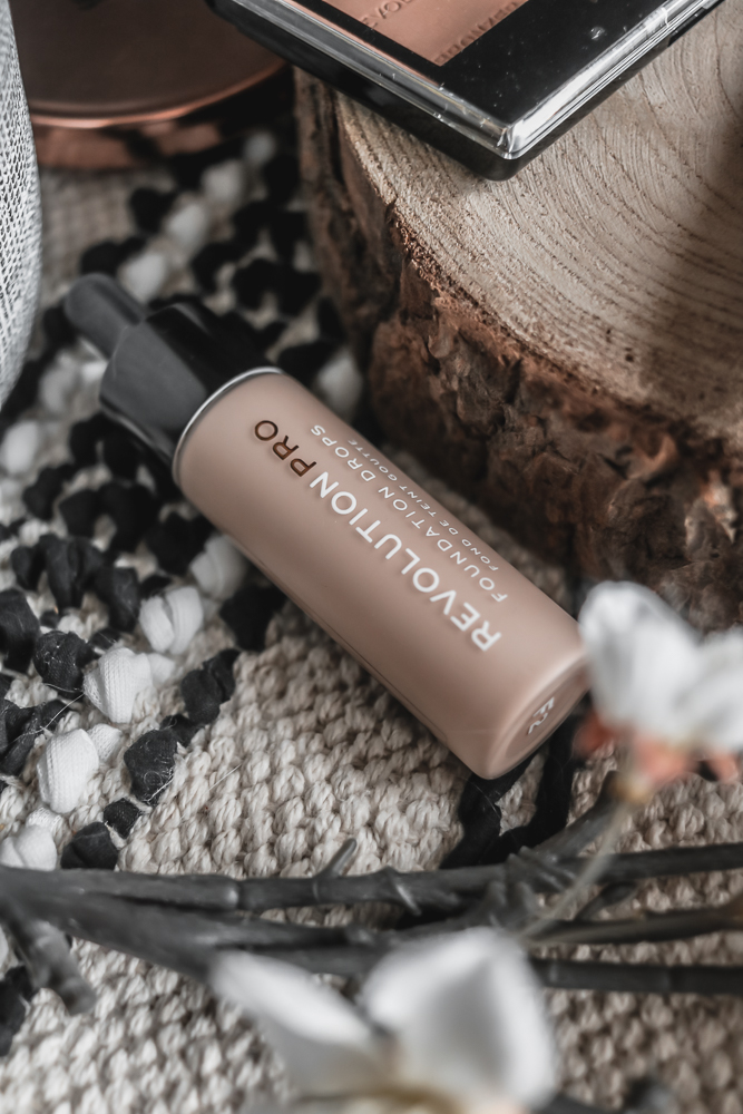 Revolution Beauty Crash Test Foundation Drops Revolution Pro